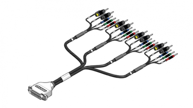 MUX8-R2多通道转换器电极接线
